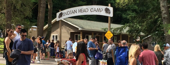 Indian Head Camp is one of Lighthaus Design Clients.