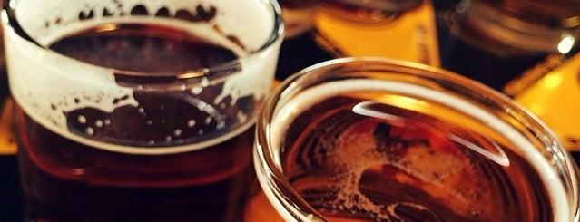 Hopworks Urban Brewery is one of uwishunu portland.