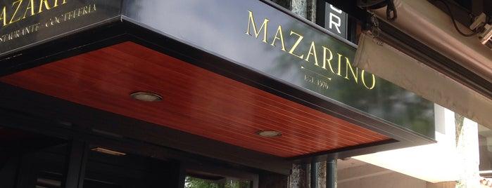 Mazarino is one of Tapas.
