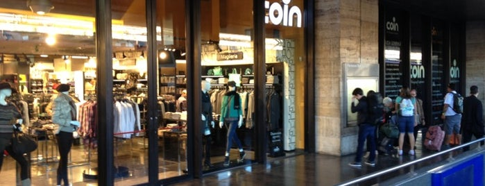 Coin is one of 4sq Specials in Italy.