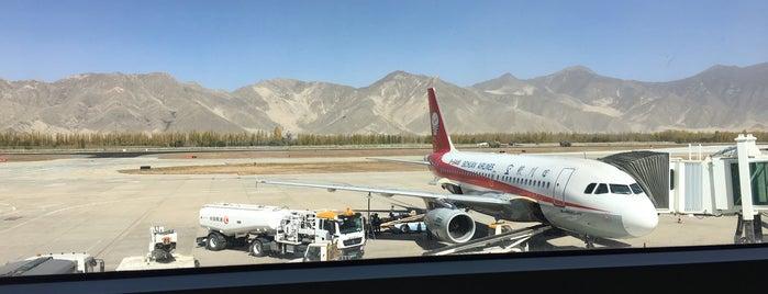 ラサ・クンガ空港 (LXA) is one of World AirPort.