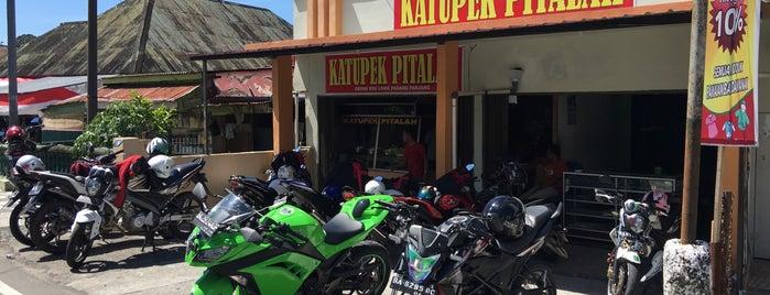 Katupek Pitalah is one of Kuliner.
