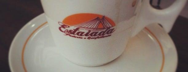 Estaiada Padaria & Confeitaria is one of Padocas.