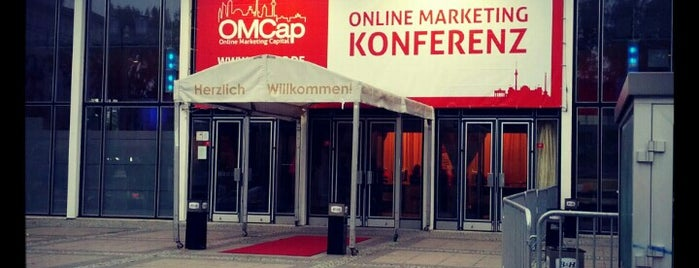 OMCap - Die Online Marketing Konferenz is one of Internet Companies Berlin.