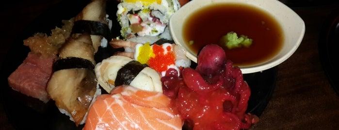 Shogun Japanese Buffet Restaurant is one of 🎎🍣.