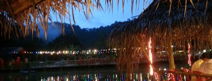 Veg Fish Farm Thai Restaurant (菜园酒家) is one of Eat❷.