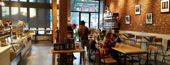 Groundwork Coffee Co is one of Arts district.