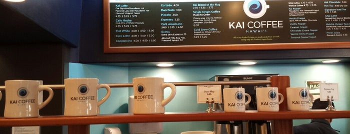 Kai Coffee Hawaii is one of The 15 Best Places for Espresso in Honolulu.