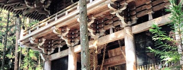 菅生山 大覚院 大寶寺 (第44番札所) is one of 四国八十八ヶ所霊場 88 temples in Shikoku.