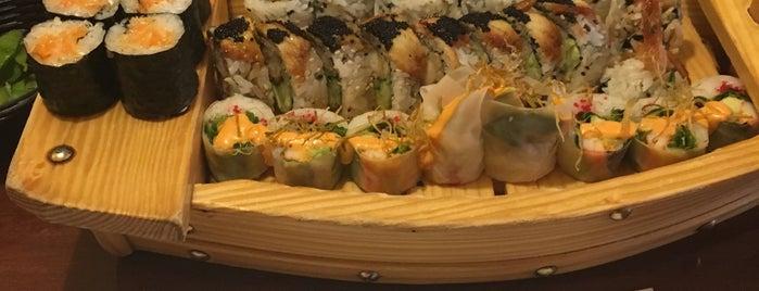 Gonoe Sushi is one of Favorite Food.