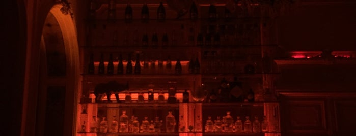 Le Carmen is one of Paris: My nightlife spots!.