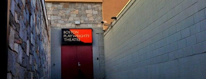 Boston Playwrights' Theater is one of Boston University.