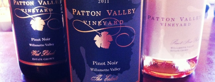 Patton Valley Vineyard is one of Daily Sip Deals.
