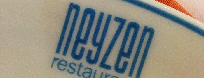Neyzen Restaurant is one of Dene.