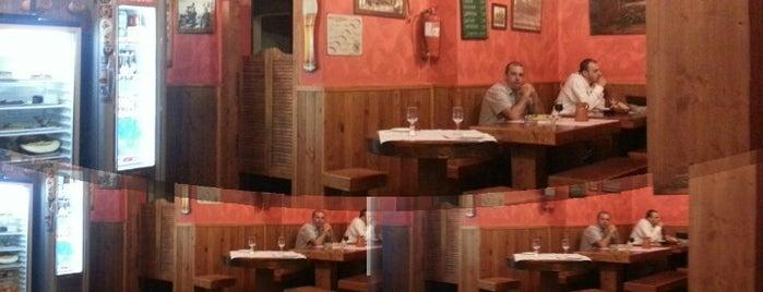 Restaurante Guerrero's Saloon is one of Restaurantes.
