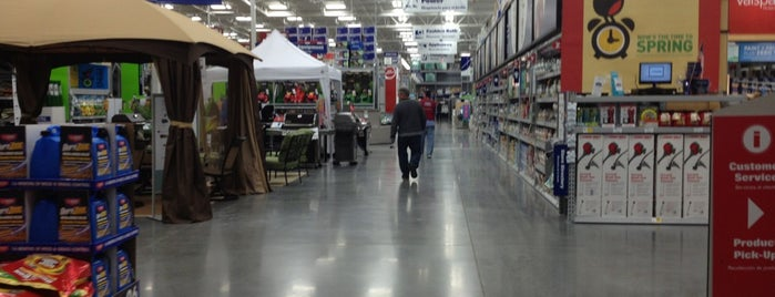 Lowe's Home Improvement is one of Been there / &0r Go there.