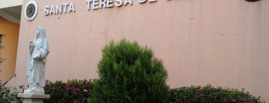 Colegio Da Companhia Santa Teresa De Jesus is one of #Rio2013 | Catequese [Portuguese].