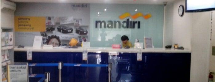 BANK MANDIRI is one of Bank n ATM.