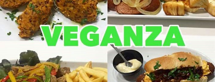 Veganza (Empório Vegetariano) is one of bh-veg.