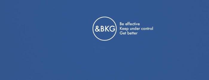 &BKG is one of Sosyal Medya Hizmeti Veren Ajanslar.
