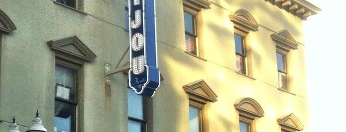 Bijou Theatre is one of Random.