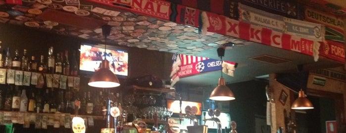 Бостон is one of Попить пива.