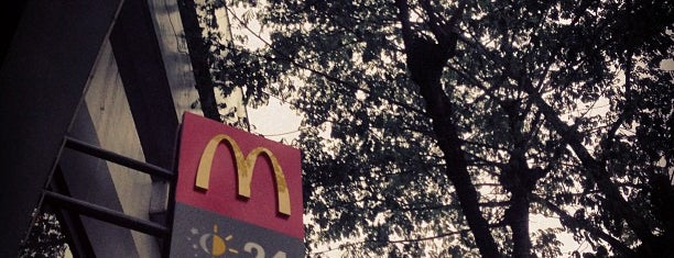 McDonald's is one of 1.