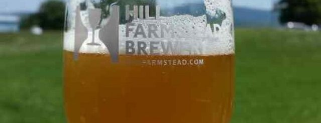 Hill Farmstead Brewery is one of America's Best Breweries.