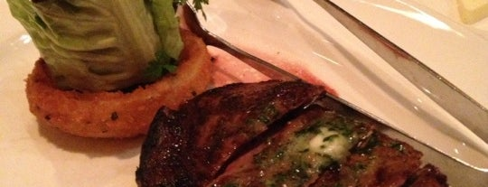 The Capital Grille is one of Chicago Eats.