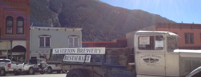 Silverton Brewery is one of Colorado Breweries.