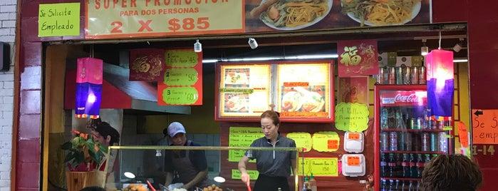 Comida Oriental is one of Comer en Querétaro.