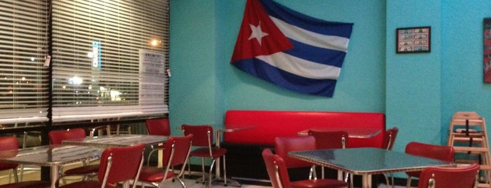 Havana Cafe is one of Places to Eat.