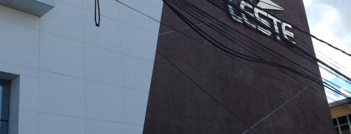Shopping Cidade Leste is one of Shoppings e Centros Comerciais.