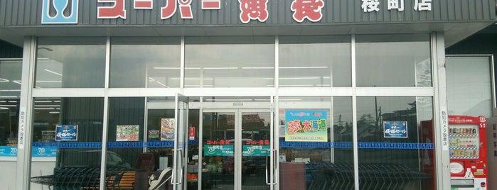 スーパー魚長 桜町店 is one of スーパーマーケット(コープさっぽろ系).