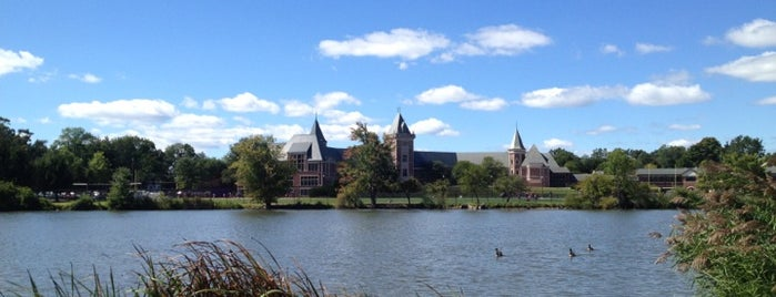 New Rochelle High School is one of My Places.