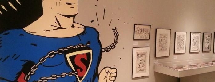 Cartoon Art Museum is one of San Francisco.