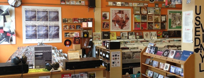 Sonic Boom Records is one of Record Stores To Remember.