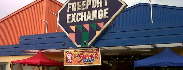 Freeport Exchange is one of North Luzon.