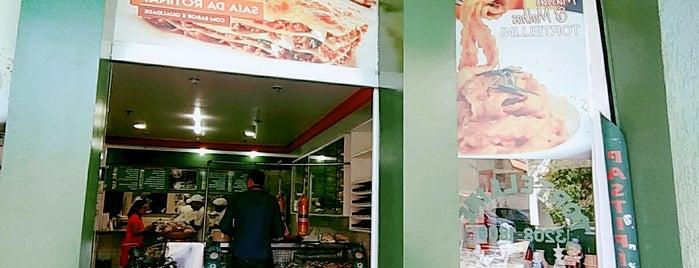 Tortelline Massas Caseiras e Molhos is one of Conhecer.