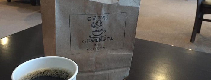 Get'n Grounded is one of Favorites.
