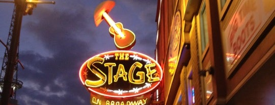 The Stage on Broadway is one of Nashville to-do.