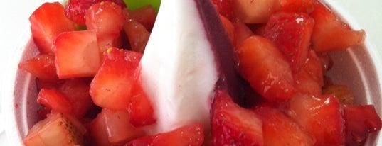 Myberry Frozen Yogurt is one of O melhor do Ipiranga.