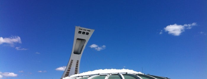 Stade Olympique is one of Canada Favorites.