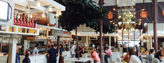 Mercado Lonja del Barranco is one of Restaurantes.