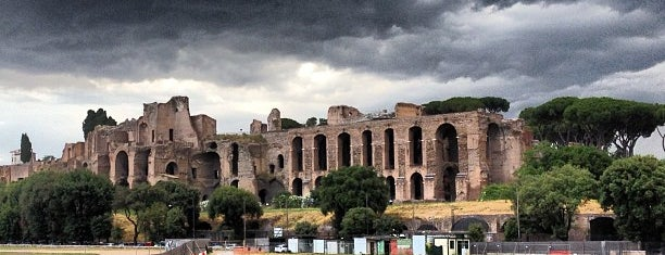 Circus Maximus is one of Rom.