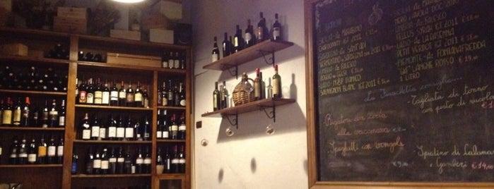 La Fiaschetta is one of Rome Lifestyle Guide.