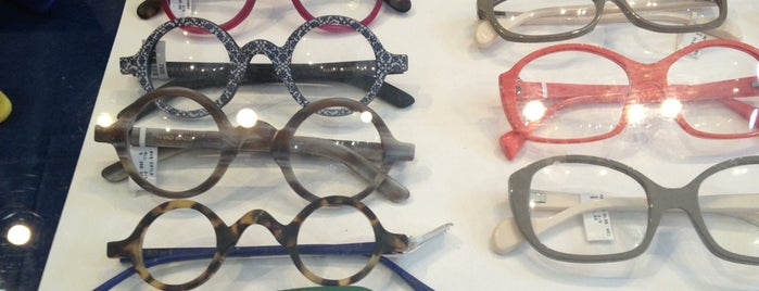 Selima Optique is one of best eyeglass stores for four eyed fun.