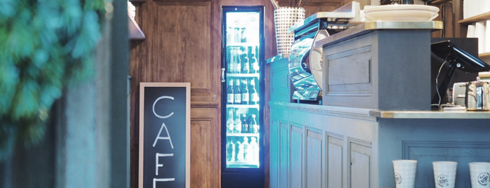 le Cafe en Soie by Vicafe is one of Zürich ••Spottet••.