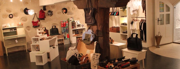 rrrevolve concept store is one of Zürich ••Spotted••.