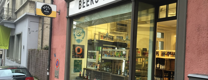 Beers'n'More is one of Zürich ••Spottet••.